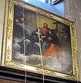 San vincenzo, prato, coro delle monache, dipinti 08 scuola fiorentina del seicento, cristo tra s. scolastica e s. giovanni.jpg