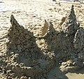 Sandcastle with seaweed bridge.jpg