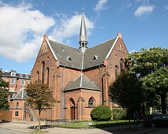 Rolighedsvej - St. Thomas' Church