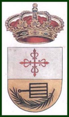 Coat of arms of San Lorenzo de Calatrava