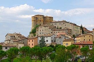Sant'Agata Feltria - Image: Sant'Agata Feltria