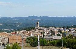 Sant Feliu Sasserra des de la Glorieta Vilaclara.jpg