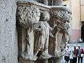 Santa Maria del Mar, Miniature carving.jpg