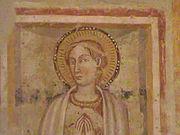 Santa Pudenziana - affresco Narni
