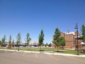 Santa Rosa, New Mexico - Downtown Santa Rosa