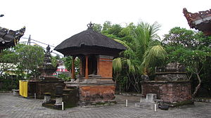 Sanur, Bali - Image: Sanur Pura Belangjong