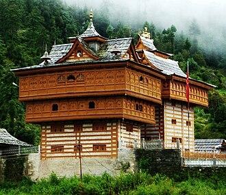 Sarahan - Bhimakali Temple, Sarahan