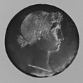 Sard intaglio portrait of a woman MET 264469.jpg