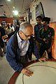 Saroj Ghose - Inaugural Visit - Coming Home Always - Beyond Maya Gallery - Swami Akhandananda Science Centre - Ramakrishna Mission Ashrama - Sargachi - Murshidabad 2014-11-29 0372.JPG