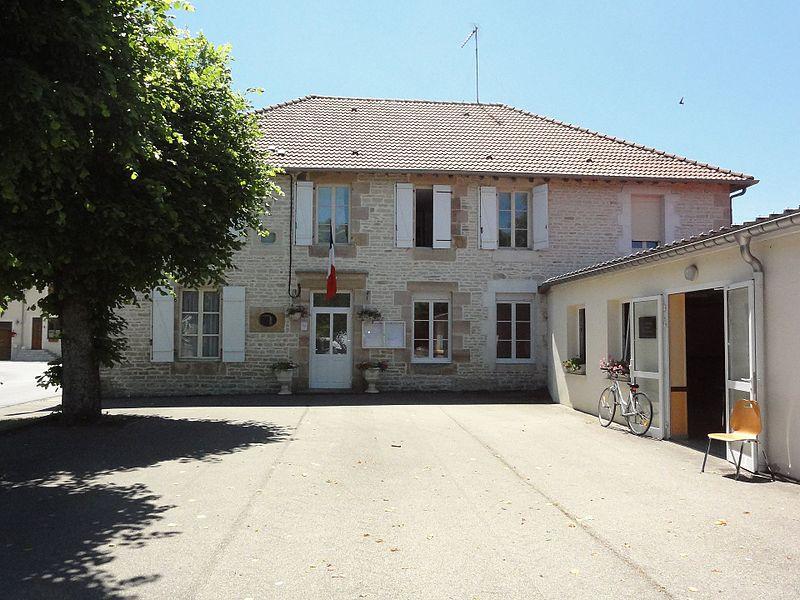 Saucourt, mairie annexe