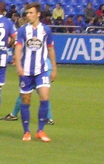 Saúl García Cabrero Spanish footballer