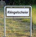Schëld Kléngelscheier.jpg