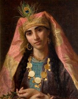 Scheherazade character from Arabian Nights