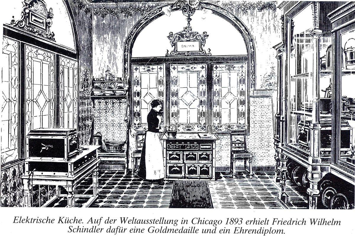 Friedrich Wilhelm Schindler – Wolna Encyklopedia