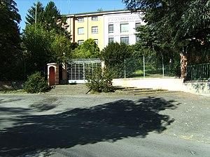 Imperial and Royal Infantry - Former barracks of I Bn, 28th Infantry, in Schlanders