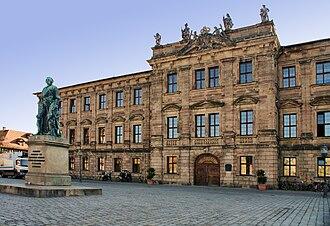 University of Erlangen–Nuremberg - Schloss Erlangen
