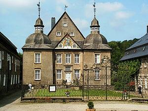Lüdenscheid - Water castle Neuenhof