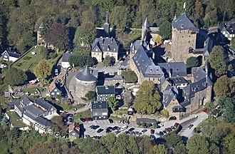 Burg Castle (Solingen) - Schloss Burg, Burg-on-Wupper (2020)
