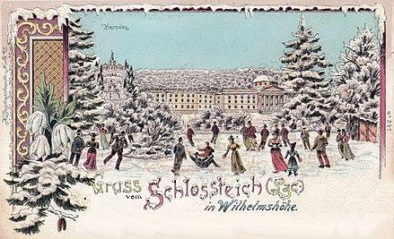 Kassel Schlittschuhlaufen
