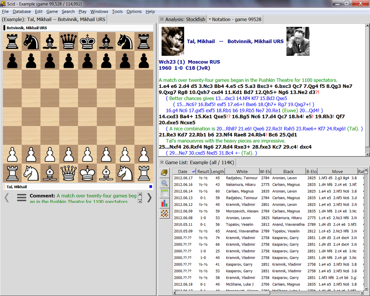 Shane's Chess Information Database - Wikipedia