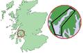 Scotland Map (Loch Fyne Detail) Loch Fyne.png