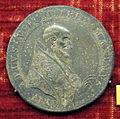 Scuola romana, medaglia di pio V, 1571, argento.JPG