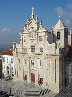 Cathedral of Coimbra, Portugal