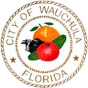 Wauchula, Florida - Image: Seal of Wauchula, Florida