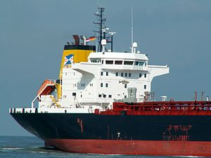 Seamullet p3 approaching Port of Rotterdam, Holland 12-Mar-2006.jpg