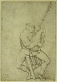 Seated Man, Precariously Balanced, Playing Bagpipes MET DR420.jpg