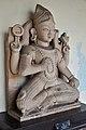 Seated Shiva - Modern Period - Bhuteshwar - ACCN 00-D-43 - Government Museum - Mathura 2013-02-22 4712.JPG