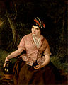 Seated Woman with Jug-William Powell Frith.jpg