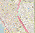 Seattle, WA - Central Business District - OpenStreetMap.png
