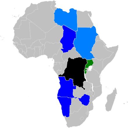 コンゴ民主共和国 - Wikiwand