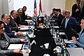 Secretary Kerry, Egyptian Foreign Minister Shoukry and Teams Hold Bilateral Meeting in Cairo (14479223055).jpg