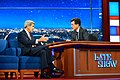Secretary Kerry Makes an Appearance on The Late Show With Stephen Colbert in New York City (21252151523).jpg