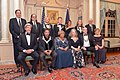 Secretary Kerry Poses for a Photo With the 2016 Kennedy Center Honorees (31289769911).jpg