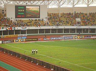 2008 Africa Cup of Nations - Image: Sekondi Takoradi Stadium