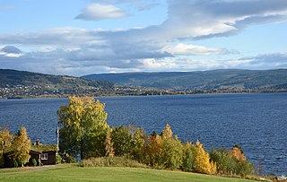Selbu Municipality in Trøndelag, Norway