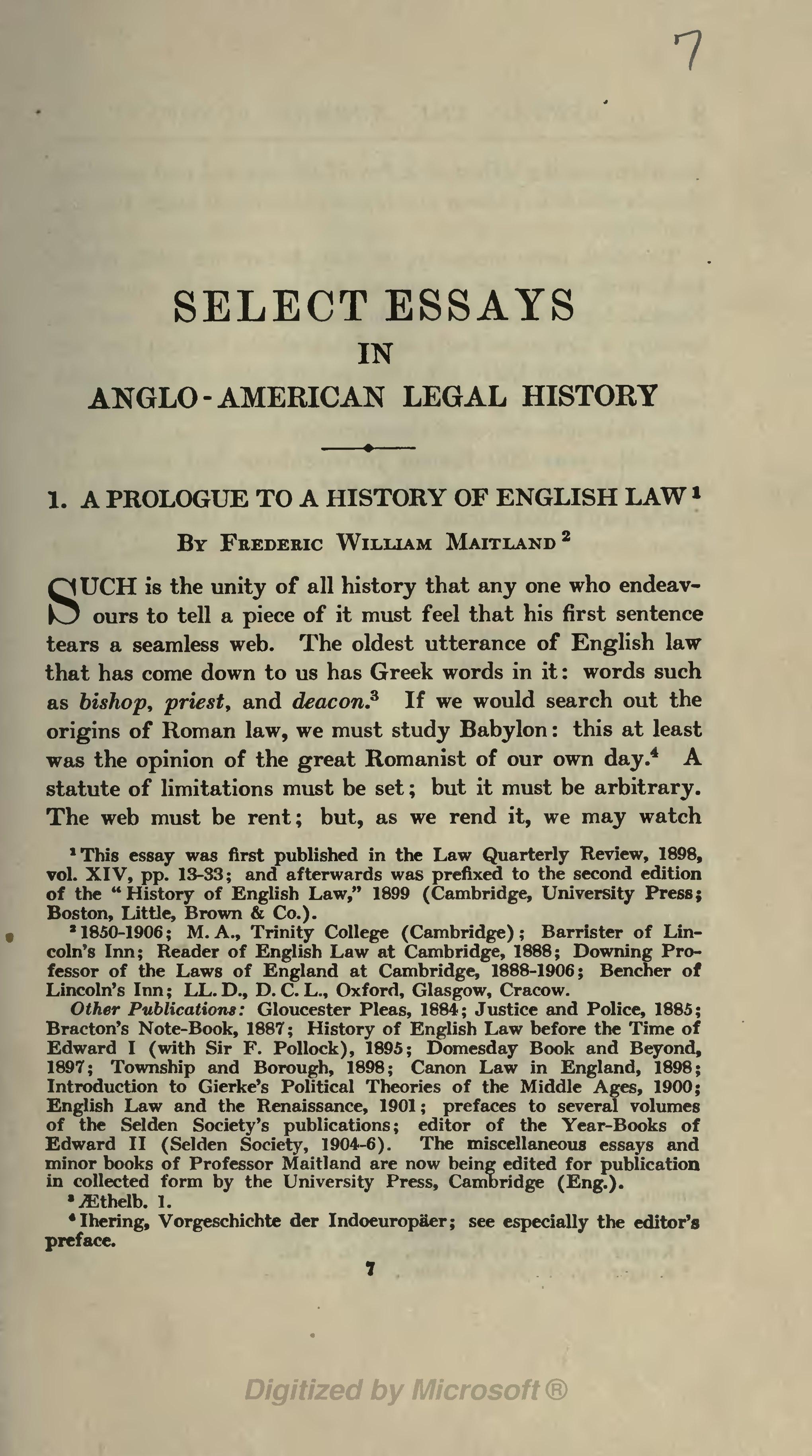 Historical society essay contest