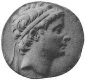 Seleucus II Callinicus - Image: Seleucus II Callinicus