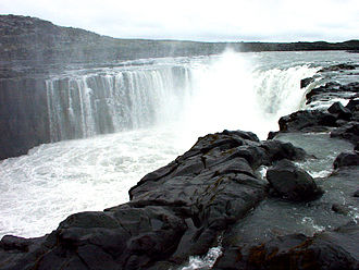 Selfoss (waterfall) - The Waterfall Selfoss