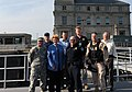 Sen. Stabenow Tours Locks with Army Corps of Engineers, Coast Guard, and Customs and Border Protection. (17838683933).jpg