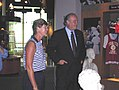 Senator Thompson tours the Women's Basketball Hall of Fame.jpg