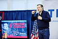 Senator of Texas Ted Cruz at New England College Town Hall Meeting on Feb 3rd, 2016 a by Michael Vadon 02.jpg