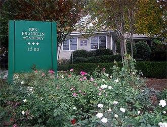 Ben Franklin Academy - Image: Senior House