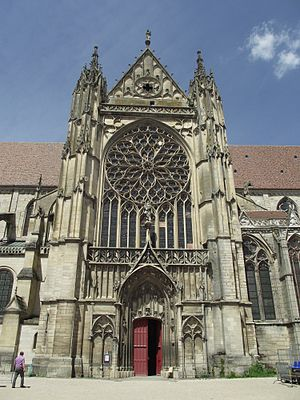 Roman Catholic Archdiocese of Sens - Sens Cathedral