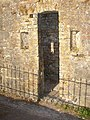 Sentry box, Duncannon Fort, Co. Wexford - geograph.org.uk - 212197.jpg