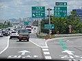 Seoul Ring Expwy Gimpo IC Exit(NR48 Westward Dir Entrance)(Ilsan Dir).jpg