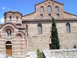 Ο ναός των Αγίων Θεοδώρων, παλιά μητρόπολη των Σερρών